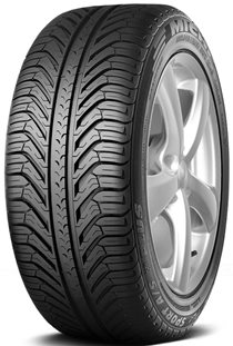 MICHELIN PILOT SPORT A/S PLUS 285/40 R 19