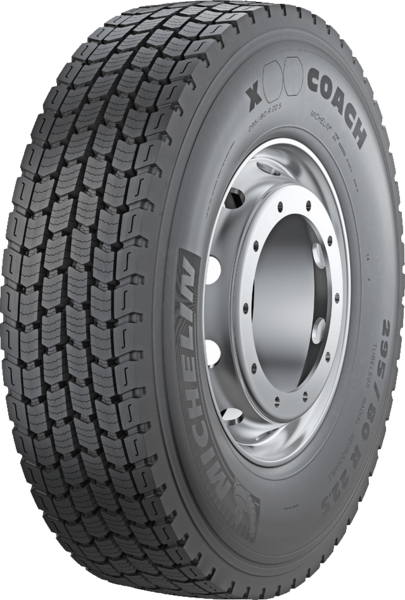 MICHELIN_REMIX X COACH XD RMX 295/80 R 22.5