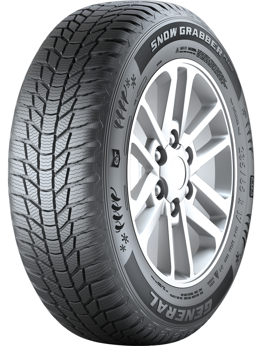 GENERAL SNOW GRABBER PLUS 245/70 R 16
