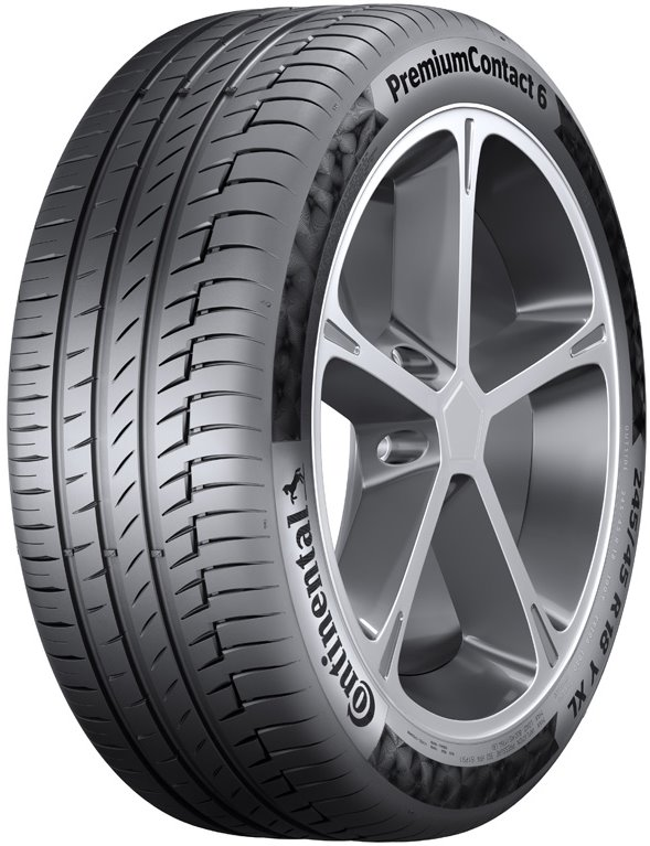 Continental Premiumcontact 6 205/50 R 17 89V letní