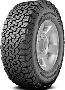 BF-GOODRICH ALL TERRAIN T/A KO2 215/75 R 15