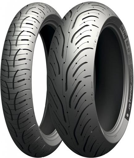 Michelin Pilot Road 4 Gt R 180/55 R 17 73W celoroční