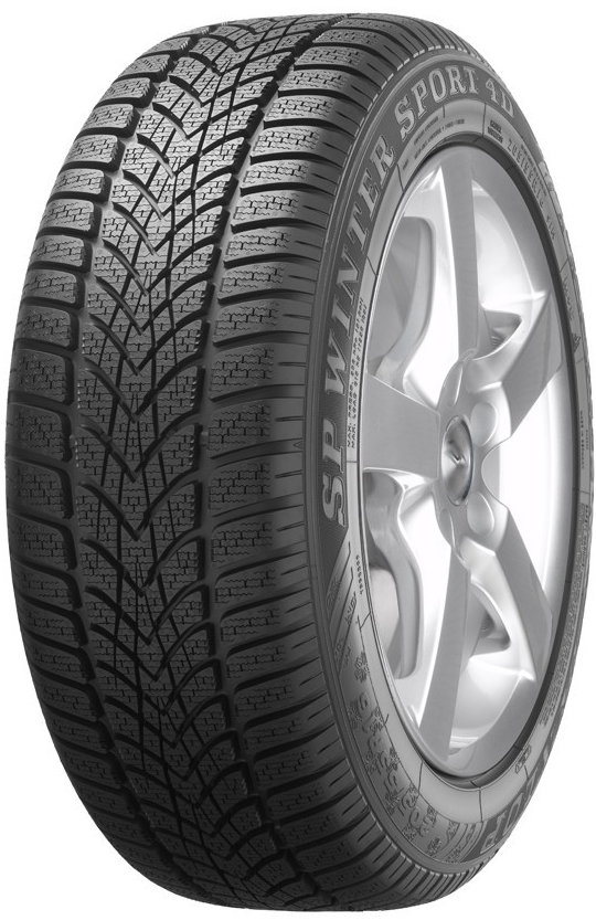 DUNLOP SP WINTERSPORT 4D 245/50 R 18