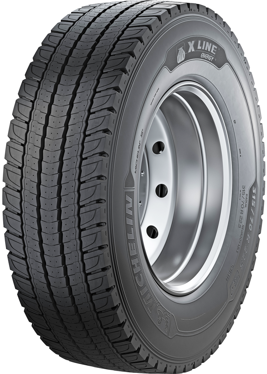 MICHELIN X LINE ENERGY D 315/60 R 22.5
