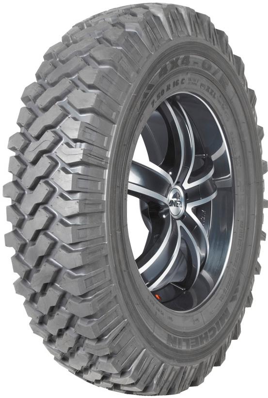 Michelin 4X4 O/R Xzl 205/80 R 16 106N letní