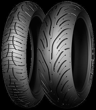 Michelin Pilot Road 4 180/55 R 17 73W celoroční