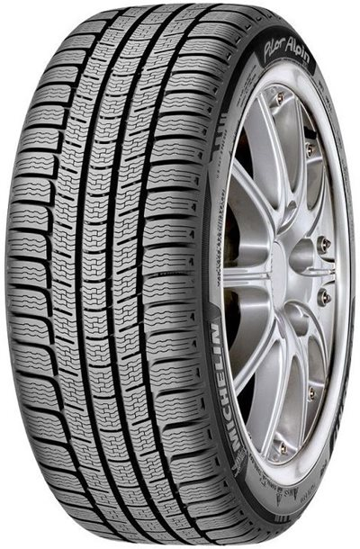 MICHELIN PILOT ALPIN PA2 245/45 R 17