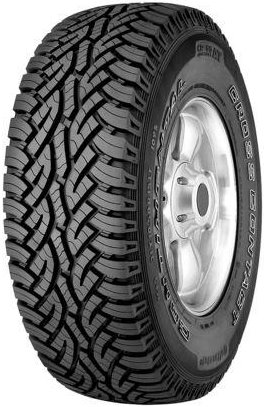Continental Conticrosscontact At 205/70 R 15 96T letní