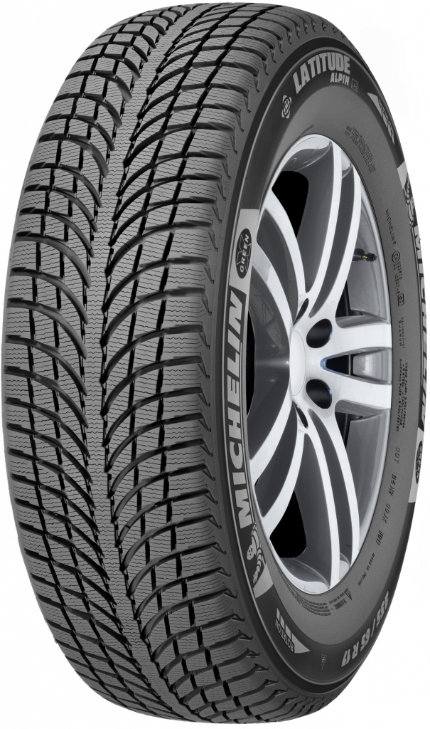 MICHELIN LATITUDE ALPIN LA2 225/75 R 16