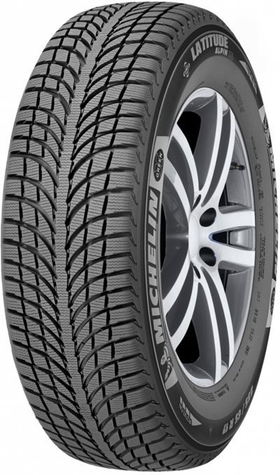 MICHELIN LATITUDE ALPIN LA2 255/55 R 20
