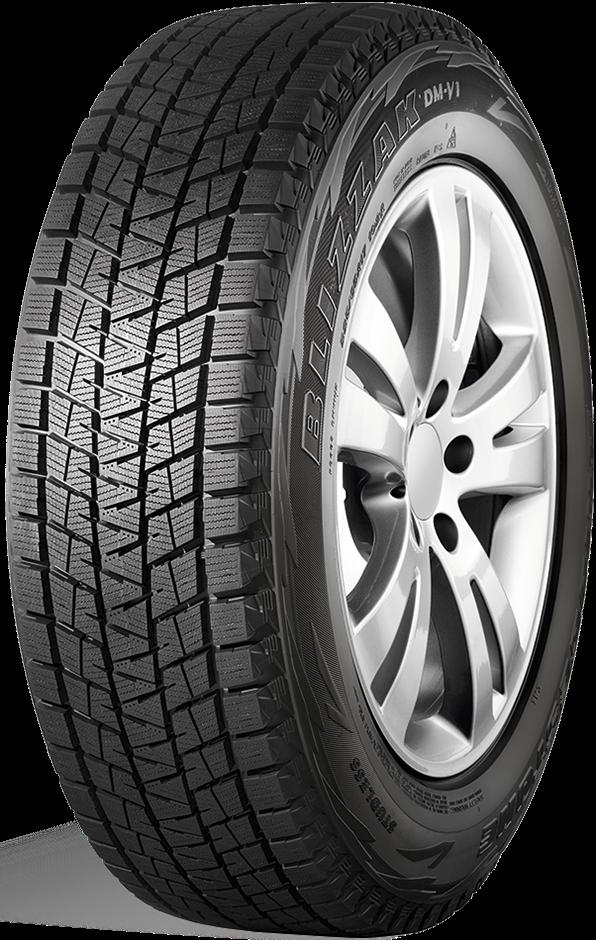 Bridgestone Dm-V1 215/60 R 17 96R zimní