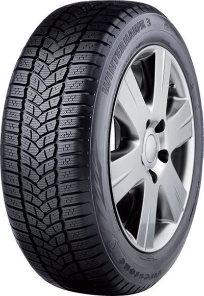 FIRESTONE WINTERHAWK 3 195/60 R 15