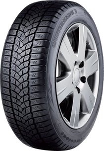 FIRESTONE WINTERHAWK 3 165/70 R 14