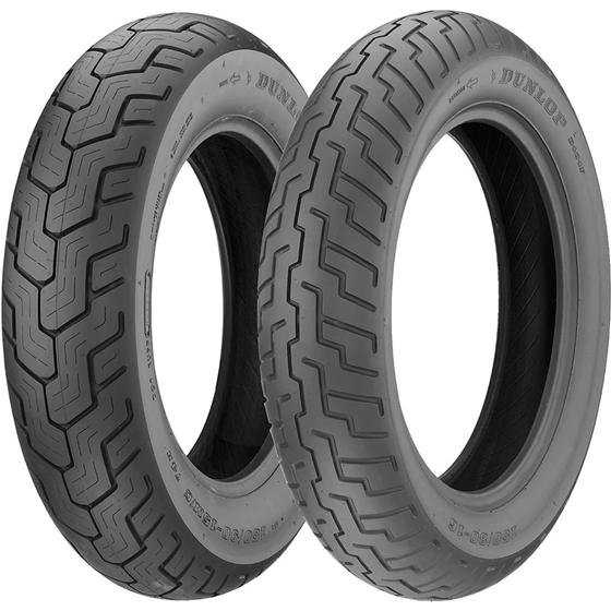 Dunlop D404 130/90 -16 67H celoroční