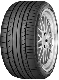 CONTINENTAL CONTISPORTCONTACT 5P SUV 295/35 R 21