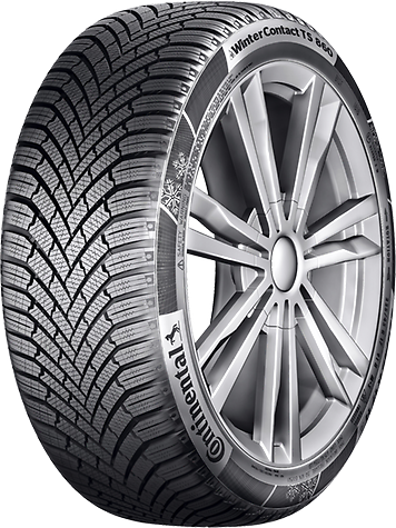 CONTINENTAL WINTERCONTACT TS860 205/55 R 16