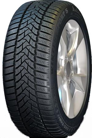 DUNLOP WINTERSPORT 5 SUV 215/60 R 17