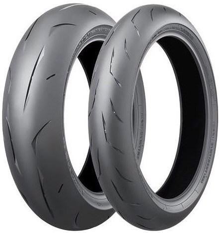 Bridgestone Battlax Rs10 180/55 R 17 73W celoroční