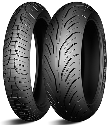 Michelin Pilot Road 4 R 160/60 R 17 69W celoroční