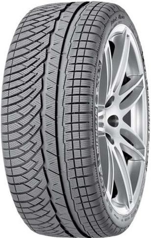 MICHELIN PILOT ALPIN PA4 235/45 R 17