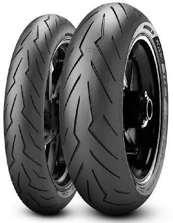 Pirelli Diablo Rosso Iii 120/60 R 17 55W celoroční