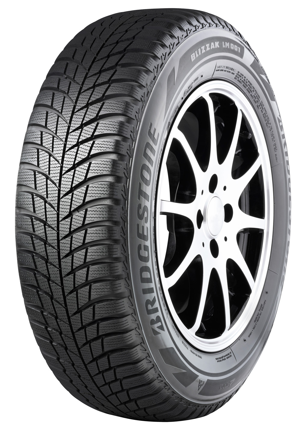 Bridgestone Blizzak Lm001 195/60 R 15 88T zimní
