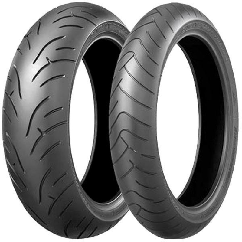 Bridgestone Bt023F 120/70 R 17 58W celoroční