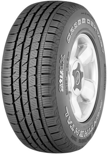 CONTINENTAL CONTICROSSCONTACT LX SP 235/55 R 19