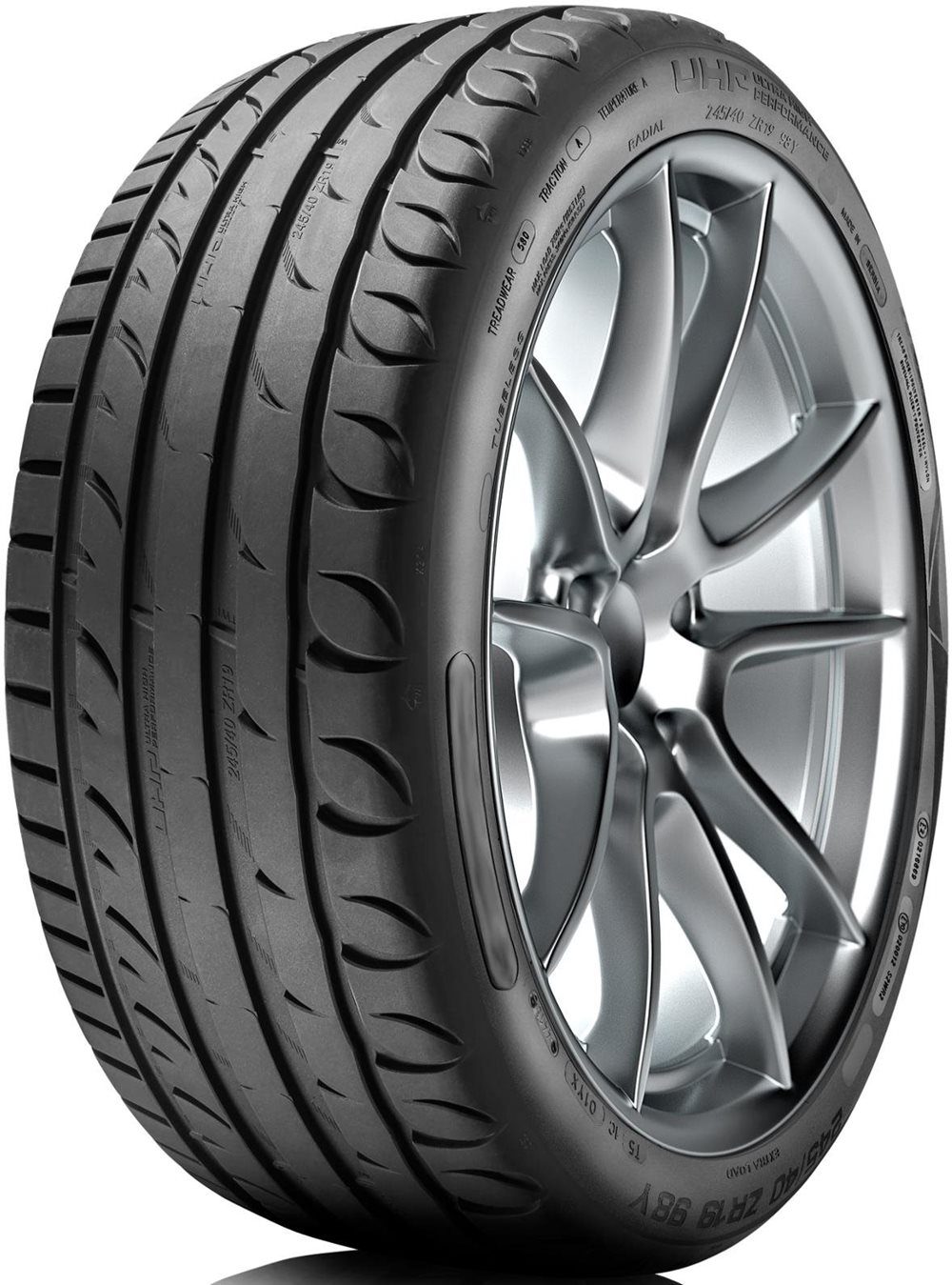 RIKEN ULTRA HIGH PERFORMANCE 245/40 R 18
