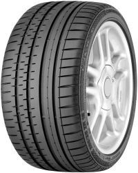 CONTINENTAL CONTISPORTCONTACT 2 235/55 R 17