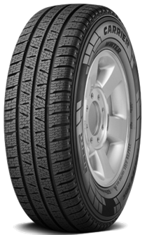 PIRELLI CARRIER WINTER 235/65 R 16