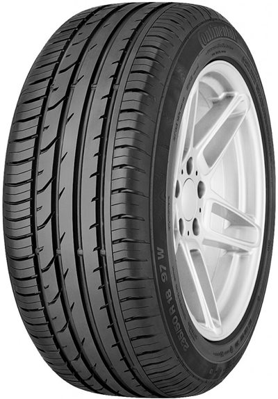 CONTINENTAL CONTIPREMIUMCONTACT 2 215/55 R 18
