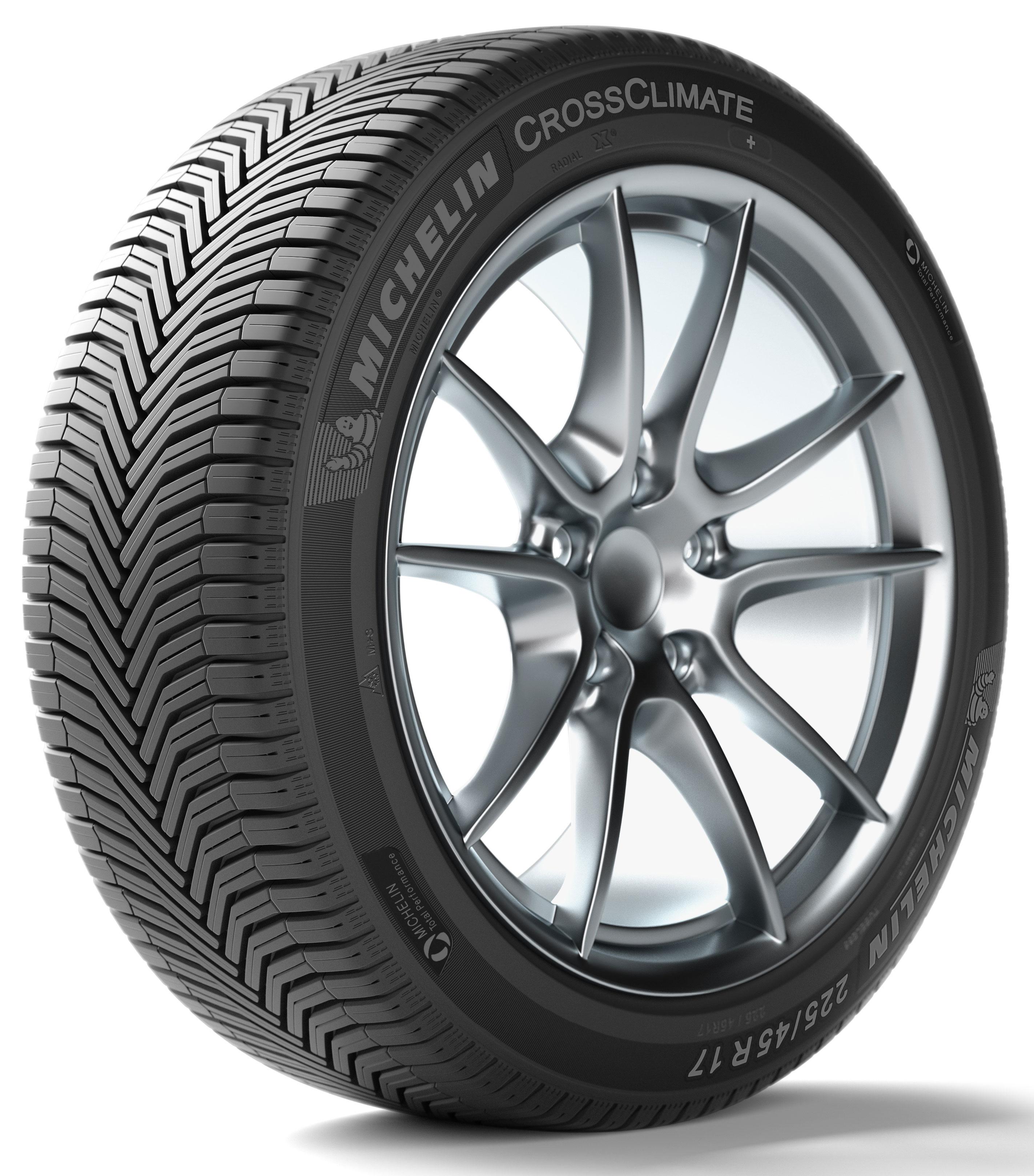 Michelin Crossclimate 165/70 R 14 85T celoroční