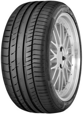 CONTINENTAL CONTISPORTCONTACT 5P 275/35 R 21