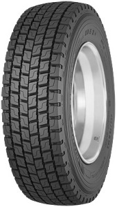MICHELIN XDE2+ 285/70 R 19.5