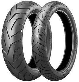 Bridgestone A41F 120/70 R 17 58W celoroční