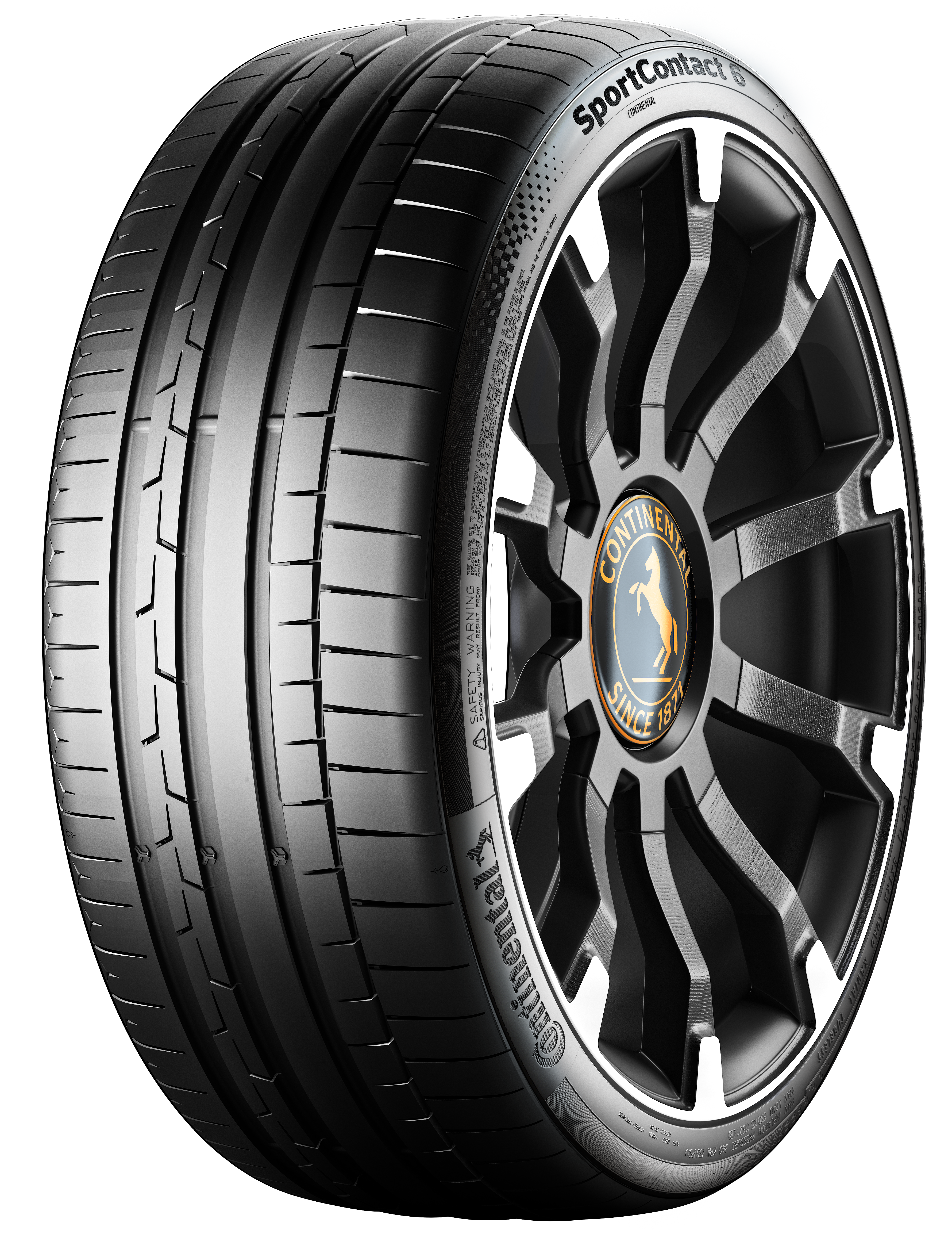 CONTINENTAL SPORTCONTACT 6 235/50 R 19 99Y