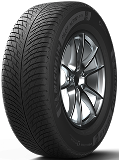 MICHELIN PILOT ALPIN 5 SUV 225/60 R 18