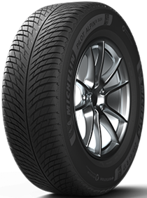MICHELIN PILOT ALPIN 5 SUV 255/55 R 19