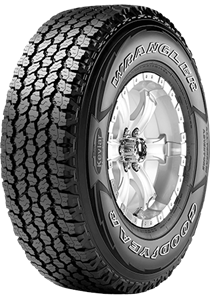 GOODYEAR WRANGLER AT ADVENTURE 225/75 R 16