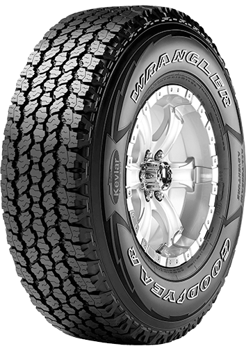 GOODYEAR WRANGLER AT ADVENTURE 255/70 R 16