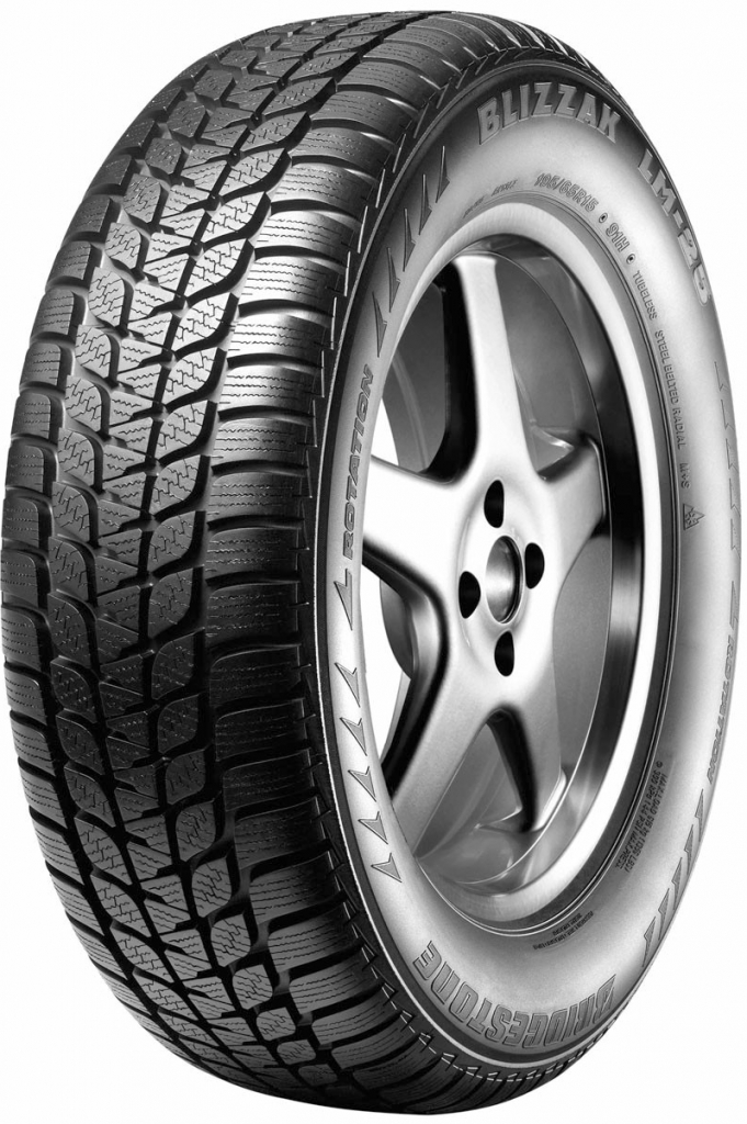 Bridgestone Lm25 195/60 R 16 89H zimní