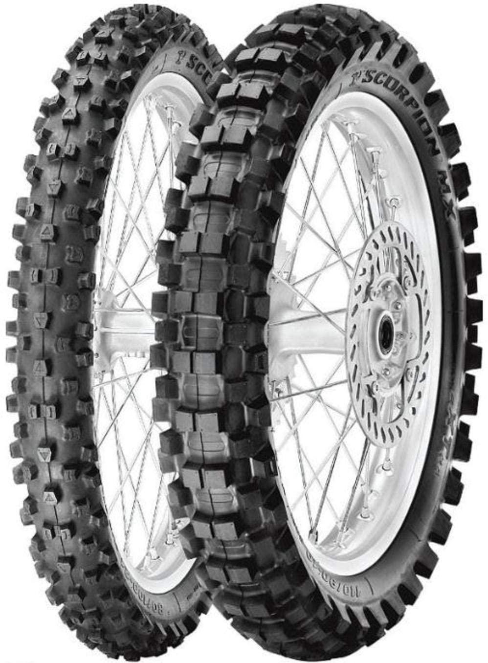 Pirelli Scorpion Mx Extra J 110/90 -17 60M celoroční