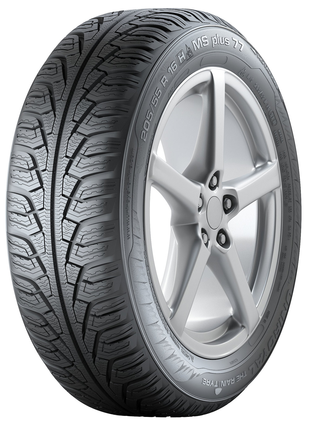 UNIROYAL MS PLUS 77 195/55 R 15