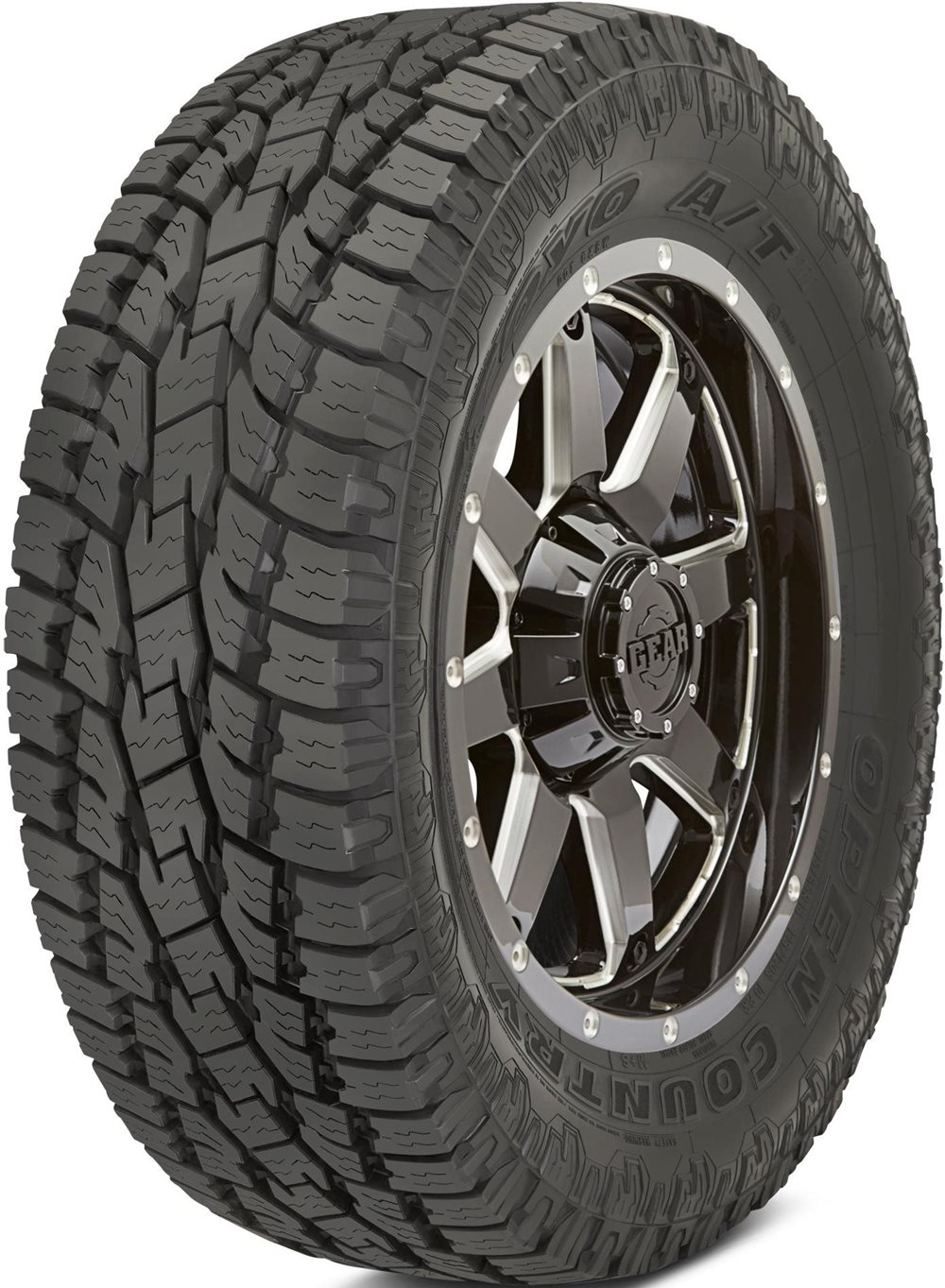 TOYO OPEN COUNTRY A/T+ 265/70 R 16