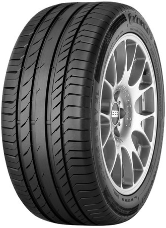 Continental Contisportcontact 5 Suv 235/65 R 18 106W letní