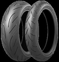 Bridgestone S21 120/70 R 17 58W celoroční