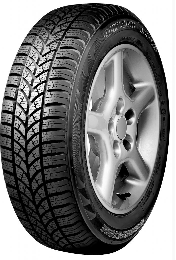 Bridgestone Lm18 145/65 R 15 72T zimní