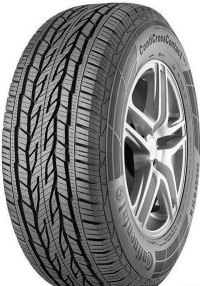 CONTINENTAL CONTICROSSCONTACT LX 2 255/60 R 17