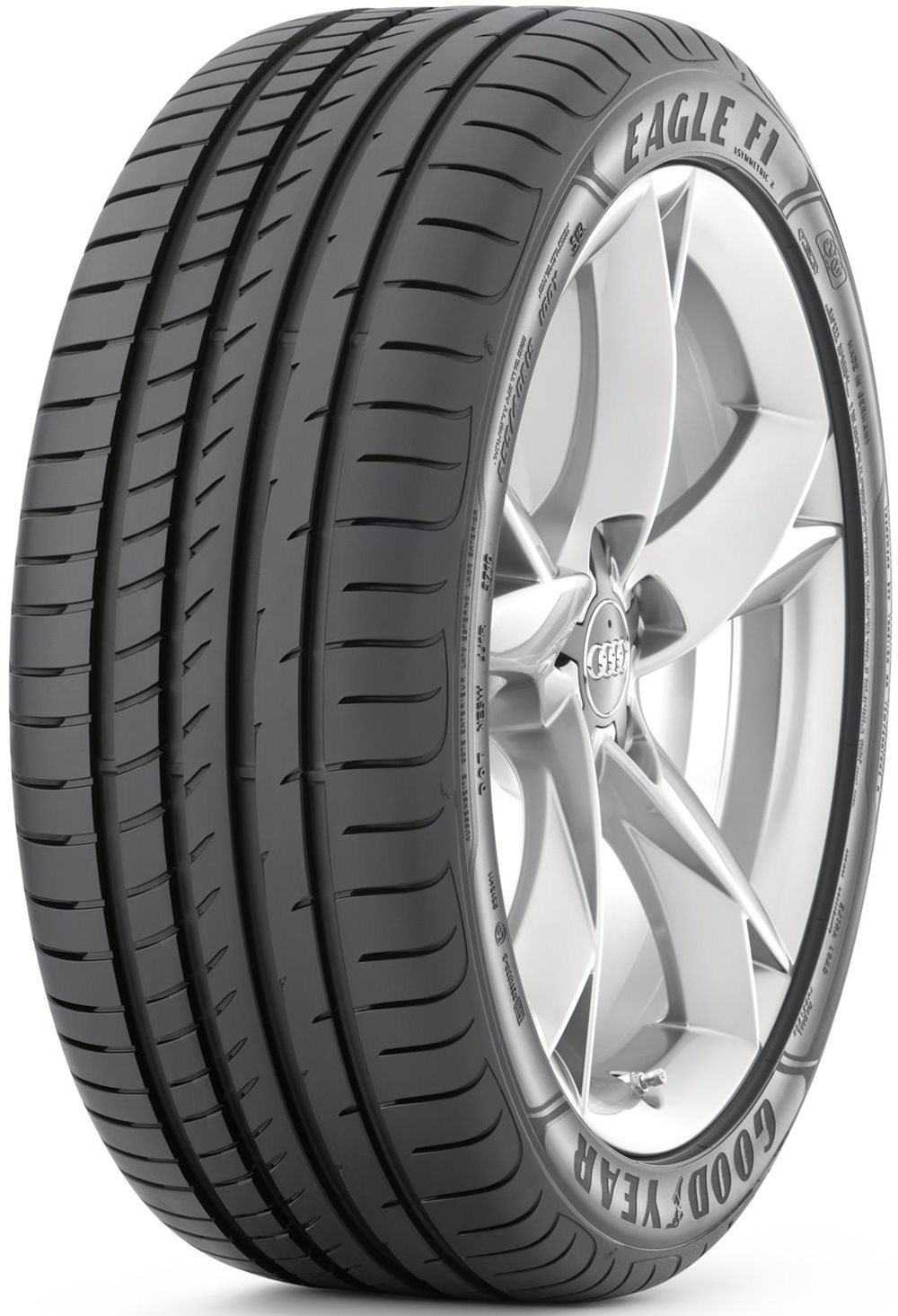 GOODYEAR EAGLE F1 ASYMMETRIC 2 255/45 R 18